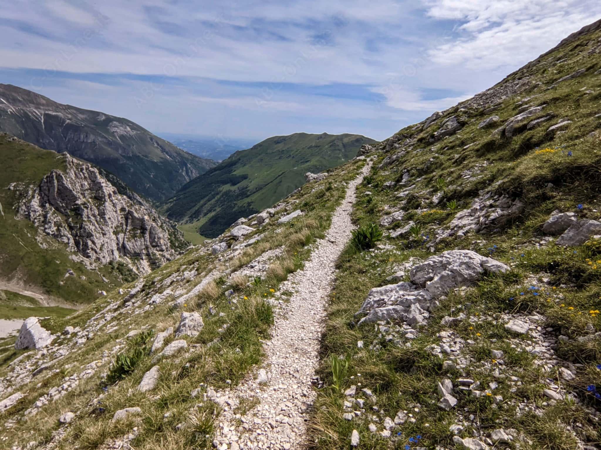 Escursione al Lago di Pilato partendo da Norcia
